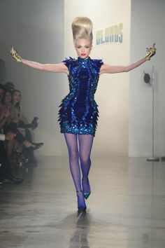 CND For The Blonds: New York Fashion Week Spring/Summer 2014 - Runway