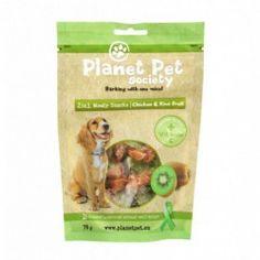 Planet Pet Snack Frutas Pollo y Kiwi 70gr