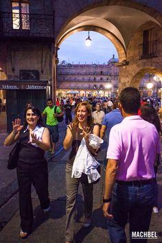 Foto de una salida de la plaza Times Square, People, Plaza, Travel, Bella, Vacations, Cities, Viajes, Fotografia