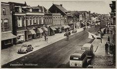 Veenendaal, Hoofdstraat. Dutch, Basketball Court, Nostalgia, Dutch Language