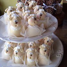 Trufinhas de ovelha