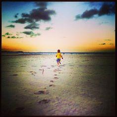 The simple freedom of a beach holiday Vacation Resorts, Hotels And Resorts, Paradise Hotel, Coast Australia, Romantic Getaways, Beach Holiday, Gold Coast, Freedom, Sunset