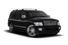 Infiniti Q56 This is MY version of a minivan when i have kids one day