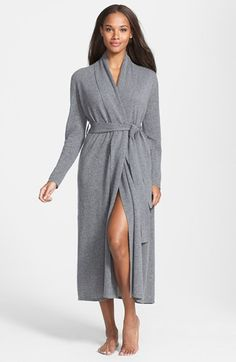 Nordstrom Collection Cashmere Robe (Online Only) available at #Nordstrom
