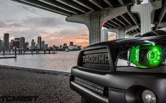 TACOMABEAST Toyota Tacoma americanretrofits.com