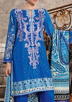 Buy PAKISTANI Women's Winter CLothes Embroidered|Dresses|Salwar Kameez in USA|Houston (Shopping - Clothing & Accessories)