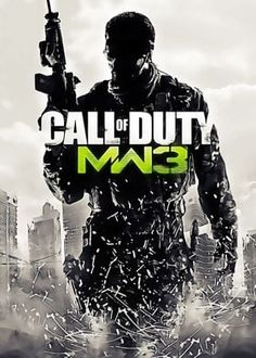 Metal Poster Call Of Duty