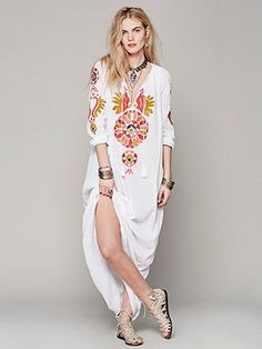 Consider The Caftan: How To Wear It And Why It's Chicer Than You Think