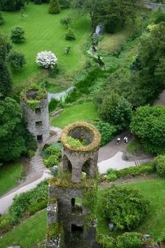 Want to go......Been There And For Reals Kissed The Stone. Worth It. Blarney Castle, Cork City, #ireland #travel