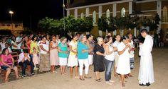 bca: Réveillon 2015 na cidade Santa Filomena: Celebrado...