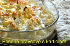 FOODEPENDENCE: Pečené bravčové s karfiolom.