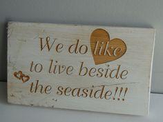 Seaside dwellers!
