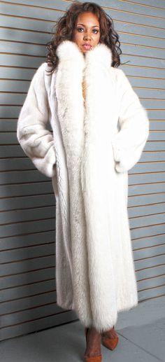 37805c061 44 Best white fur coat images