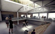 BIG architects: kimball art center
