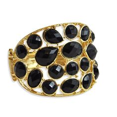 Beautiful black and gold.  Simply Stunning! $22.00