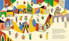 jana glatt on Behance Behance, Colorful Animals, Children's Book Illustration, Zine, Book Design, Childrens Books, Art For Kids, Drawings, Pictures