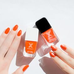 Formula X Radiant & Groovy nail lacquers | Sephora Beauty Board