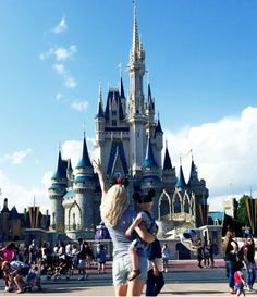 Pictures to take at Disney World
