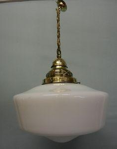Antique edwardian light - hall