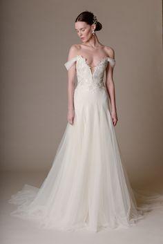 Marchesa Bridal Spring 2016 Look 1