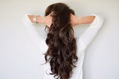 The perfect CURL - Easy no heat curls   a giveaway!