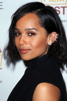 Celebs with the strongest ear games -- today on chicityfashion.com