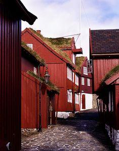 Torshavn, Faroe Islands, Denmark. Next place I want to go.