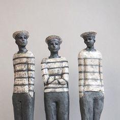 Sylvie du Plessis | Sculpteur Céramiste