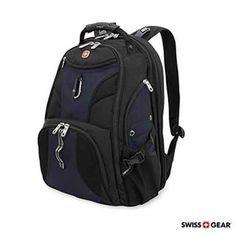 SwissGear Travel Gear Backpack – Best Travel Backpacks for Men Best Carry On Backpack, Best Laptop Backpack, Computer Backpack, Black Backpack, Laptop Bags, Wow Travel, Travel Tips, 17 Inch Laptop, Laptop Stand