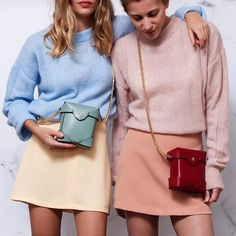 Launched in 2014, #NewToOC @Manu_Atelier is an Istanbul-based bag brand founded by Beste & Merve Manastir, two sisters who are on a mission to bring their dad's unique artisan style & traditional talents to a modern, global audience—Shop one of our new structured faves now in the bio