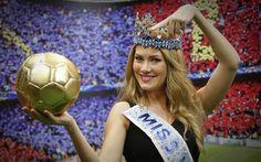 """Mireia Lalaguna: """"Me gustaría cenar con Messi"""""""