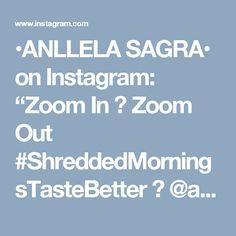 "•ANLLELA SAGRA• on Instagram: ""Zoom In ➕ Zoom Out  #ShreddedMorningsTasteBetter 😋 @anllelasagra_ . 💻 AnllelaSagra.Net ."""