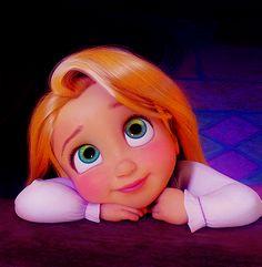 Rapunzel, SO CUTE! (Tangled)