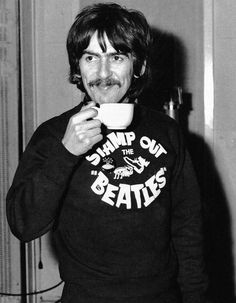 """People say 'Beatles this' and 'Beatles that', I'm willing to go along with it, if they want me to be a Beatle then I'll be one."" George Harrison"