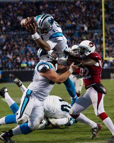 0195c22ab Carolina Panthers beat Arizona Cardinals in NFC Championship, advance to  Super Bowl Panthers Quarterback,