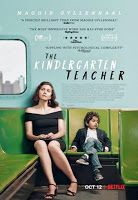 The Kindergarten Teacher Directed by Sara Colangelo. With Maggie Gyllenhaal, Gael García Bernal, Ato Blankson-Wood, Libya Pugh. A kindergarten teacher in New York becomes obsessed with one of her students whom she believes is a child prodigy. Maggie Gyllenhaal, 2018 Movies, Hd Movies, Movies Online, Movie Tv, Movie Cast, Netflix Movies To Watch, Good Movies To Watch, Movies Point