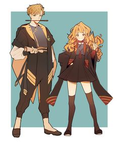 Super ideas for drawing harry potter characters hogwarts Harry Potter Artwork, Images Harry Potter, Harry Potter Drawings, Harry Potter Anime, Harry Potter Fandom, Harry Potter World, Harry Potter Female Characters, Harry Potter Universal, Image Manga