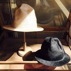 東京・高円寺の帽子屋MANABoo EDHAT(エドハット) ケンマ・マウンテンハット