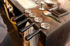 Macintyre Coffee Eileen P Kenny Sprudge 65 - portafilter station