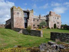 Blencow Hall, Cumbria.  Restoration