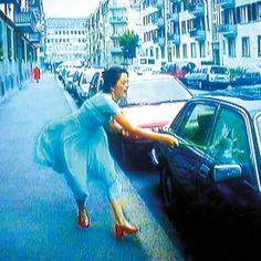 Pipilotti Rist. Ever Is Over All, 1997