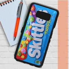 00213b6f17e124 Skittles Tropical Samsung Galaxy S8 Plus Case Casefreed