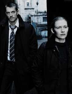 The Killing. Excellent plot and very well acted. Great interplay between the two cops.