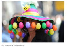 Kids Easter Bonnet Ideas - The Organised Housewife manualidades goma eva Kids Easter Bonnet Ideas Crazy Hat Day, Crazy Hats, Silly Hats, Hoppy Easter, Easter Eggs, Easter Bonnets, Easter Hunt, Easter Hat Parade, Easter 2018
