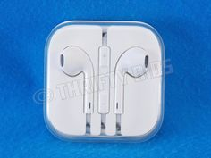 Genuine Apple Earbuds EarPods Headset Headphones & Mic White Tested FreeShip #Apple