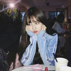 Tumbrl Girls, Girl Korea, Cute Girl Face, Ulzzang Korean Girl, Pretty Anime Girl, Uzzlang Girl, Asian Hair, Poses, Instagram Girls