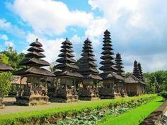Pura Taman Ayu, Bali - Indonesia look so great !!!
