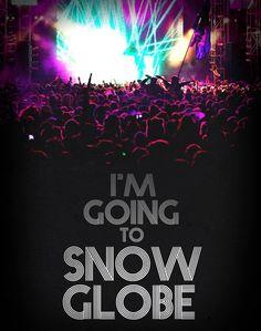 Snowglobe winter rave