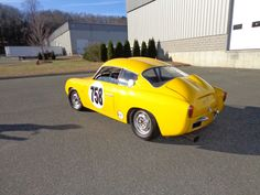 zagato cars for sale | 1959 fiat abarth 750 zagato double bubble coupe runs and drives well ...