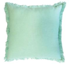 Lunatic 50x50cm Filled Cushion Mint | Manchester Warehouse
